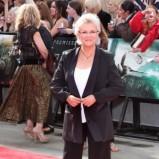 Julie Walters - Światowa premiera Insygniów Śmierci