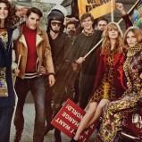 Just Cavalli  - jesienna kampania 2013