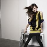 Kasia Struss - Hugo Boss jesień/zima 2012