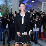 katana w kolorze czarnym - Angelika Fajcht