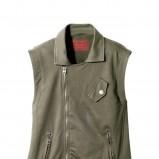 khaki kamizelka C&A - kolekcja wiosenno/letnia