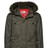 khaki kurtka New Yorker - jesień/zima 2010
