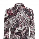 klasyczna koszula Pretty One we wzorki - moda damska 2012/13