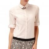 klasyczna koszula Reserved - moda na zimę