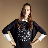 klasyczna koszula Reserved w kolorze białym - moda na jesień i zimę