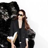 klasyczna marynarka Simple w kolorze czarnym - moda na jesień 2013