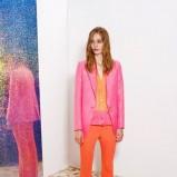 klasyczna marynarka Stella McCartney w kolorze różowym - wiosna i lato 2013