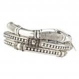 Klasyczna srebrne bransoletki Aldo moda jesienno-zimowa