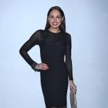 klasyczna sukienka w kolorze czarnym - Magda Modra