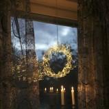 Klimatyczne girlandy dekoracyjne - gwiazdka 2013