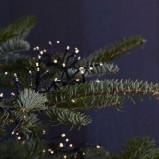 Klimatyczne oświetlenie drobne lampki na choinkę- gwiazdka 2013