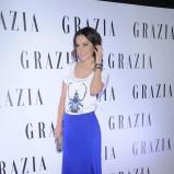 kobaltowa spódnica - Paulina Sykut - Jeżyna