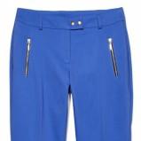 kobaltowe spodnie Mohito - lato 2013