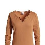 Kobieca beżowa bluzka ESPRIT luźna  moda jesień zima 2012/ 2013