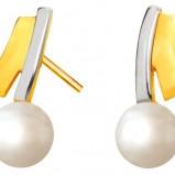 kolczyki Apart z perełkami