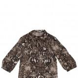kolorowa bluzeczka Answear wzorzysta - kolekcja wiosenno/letnia