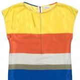 kolorowa bluzeczka C&A w pasy - wiosna/lato 2012