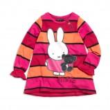 kolorowa bluzka KappAhl z nadrukiem - wiosna-lato 2012
