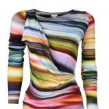 kolorowa bluzka Solar w paski - wiosna/lato 2012