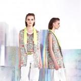 kolorowa kamizelka Just Cavalli - trendy na wiosnę i lato 2014