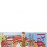 kolorowa kopertówka New Look z nadrukiem - zima 2011/2012