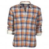 kolorowa koszula Cottonfield w kratkę - moda wiosna/lato