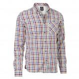 kolorowa koszula Cottonfield w kratkę - trendy jesienne