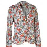 kolorowa marynarka Jackpot w kwiaty - wiosna/lato 2012
