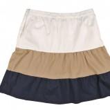 kolorowa spódnica Reporter w geometryczne wzory - lato 2012