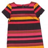 kolorowa sukienka cache cache - wiosna/lato 2012