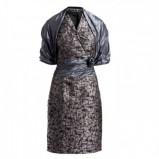 kolorowa sukienka Hexeline we wzorki - lato 2011