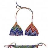 kolorowe bikini Moodo - plażowe trendy