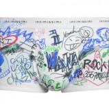 kolorowe bokserki Intimissimi z nadrukiem - zima 2011/2012