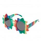 kolorowe okulary przeciwsłoneczne Asos - lato