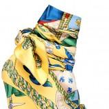 kolorowe sandały Dolce&Gabbana - wiosna/lato 2012