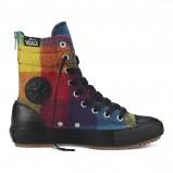 kolorowe trampki Converse