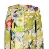 kolorowy płaszcz Solar - wiosna 2012