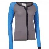 kolorowy sweter InWear - moda wiosna/lato