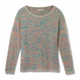 kolorowy sweterek House - trendy na jesień 2013