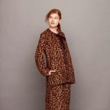 komplet Asos w panterkę - jesienna moda