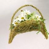 Kompozycje bukietów ślubnych - zdjęcie