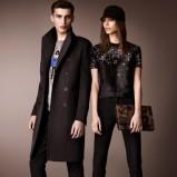 kopertówka Burberry w panterkę - moda na jesień 2012