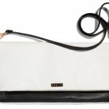 kopertówka Mohito w kolorze biało-czarnym - torebki na wiosnę