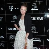 koronkowa spódniczka - Sylwia Gliwa