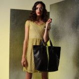 koronkowa sukienka DanHen - jesień 2012