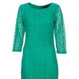 koronkowa sukienka Top Secret w kolorze turkusowym - kolekcja wiosenna