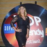 koronkowa sukienka w kolorze czarnym - Karolina Szostak