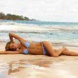 Kostium plażowy Calzedonia  moda 2012