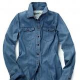 koszula Geox dżinsowa - moda 2012