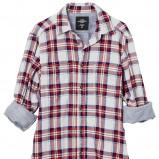 koszula H&M w kratkę - z kolekcji jesień-zima